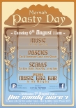 Morvah Pasty Day Poster