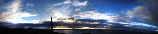 Botallack Sky