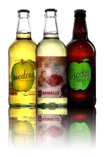 St Ives Cider - product photography